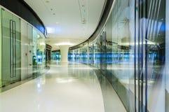 Galaxy SOHO Building indoor scene in Beijing, China Stock Images