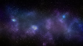 Galaxy space nebula background royalty free stock photos