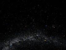 galaxy wszechświat Obrazy Royalty Free