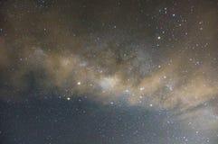 Galaxys et manière laiteuse Image stock