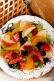 Galdéria colorida saboroso Fotografia de Stock Royalty Free
