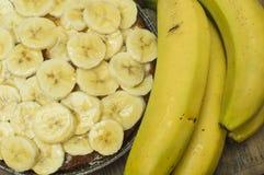 galdéria da banana Imagens de Stock