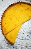 Galdéria de Yuzu com crosta da manteiga Fotos de Stock