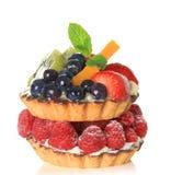 Galdérias da fruta fotografia de stock