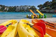 Galdana beach royalty free stock images