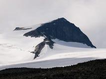 Galdhopiggen Mt., Norvegia Fotografia Stock