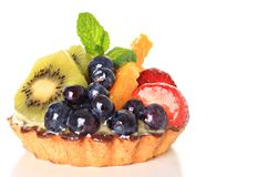 Galdéria da fruta Fotos de Stock