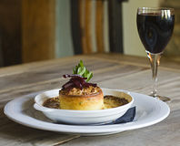 Galdéria do queijo e das beterrabas Imagens de Stock Royalty Free