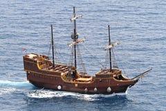 Galeerenschiff Stockfotografie