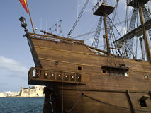 Galeón Stock Photo