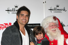 Galen Gering, Santa Claus Royalty Free Stock Photos