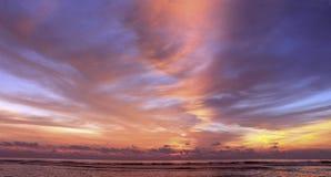 galen solnedgång Arkivbilder