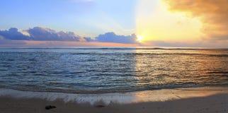 galen solnedgång Royaltyfri Bild