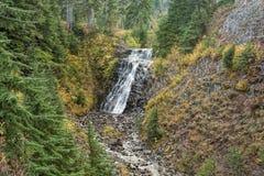 Galena Creek Falls Royalty Free Stock Photos