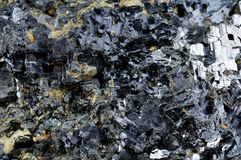 Galena galenite. Background . Ore mineral Stock Photo