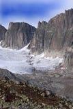 galenstock冰川瑞士 库存照片