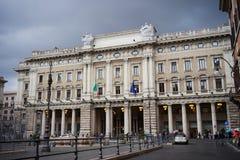 Galería Alberto Sordi en Roma Foto de archivo