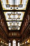 Galería Alberto Sordi en Roma Foto de archivo libre de regalías