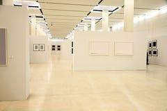 Galería de arte Foto de archivo libre de regalías