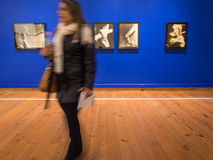 Galería de arte Fotos de archivo