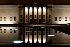 Galería de arte de Nelson Atkins Fotografía de archivo