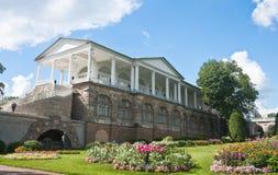 Galería de Cameron en el palacio de Catherine, Rusia Imagen de archivo