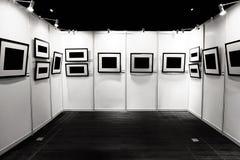 Galería de fotos foto de archivo