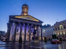 Galería de Glasgow del arte moderno Fotografía de archivo