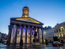Galería de Glasgow del arte moderno Foto de archivo libre de regalías