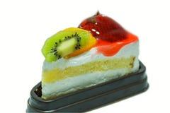Galería de la torta de la fresa de la fruta. Imagen de archivo