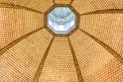 Galería de Uffizi de la tribuna imagen de archivo libre de regalías