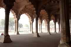 Galería del pilar Imagen de archivo
