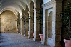 Galería en Escorial, España Fotos de archivo