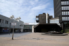 Galería Essen del ayuntamiento Imagenes de archivo