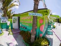 Galería Matlacha, la Florida de Lovegrove Imágenes de archivo libres de regalías