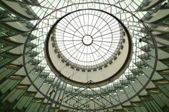 Galería SCHIRN en Francfort en la tubería, Alemania Foto de archivo libre de regalías