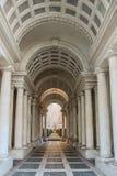 Galeria Borromini Obrazy Royalty Free