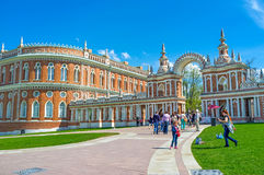 Galeria Chlebowy dom Tsaritsyno Obrazy Royalty Free