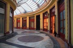 Galeria comercial Foto de Stock