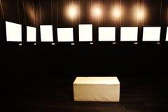 Galeria de fotografia Imagem de Stock