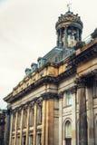 Galeria de Glasgow da arte moderna fotografia de stock
