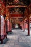 Galeria dentro da cidade imperial imagens de stock
