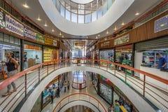 Galeria do Rock Rock Gallery Shopping Mall Facade in Dowtown Sao Paulo - Sao Paulo, Brazil. Sao Paulo, Brazil - Nov 13, 2017: Galeria do Rock Rock Gallery Stock Photos