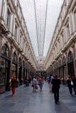 Galeria Du Roi (Galeries Royales Hubert) Fotografia Stock