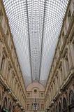 Galeria em Bruxelas Fotografia de Stock Royalty Free