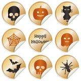 galeria Halloween mój proszę do podobnych naklejki wizyta Zdjęcia Royalty Free