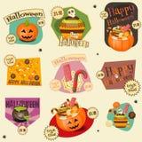 galeria Halloween mój proszę do podobnych naklejki wizyta ilustracji