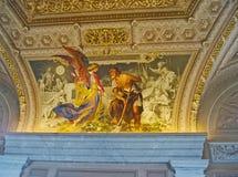 Galeria kandelabry Obrazy Royalty Free