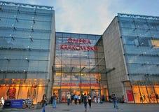 Galeria Krakowska Lizenzfreie Stockfotos