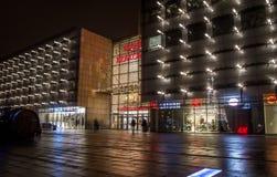Galeria Krakowska Shopping Mall, Krakow, Poland Royalty Free Stock Photo